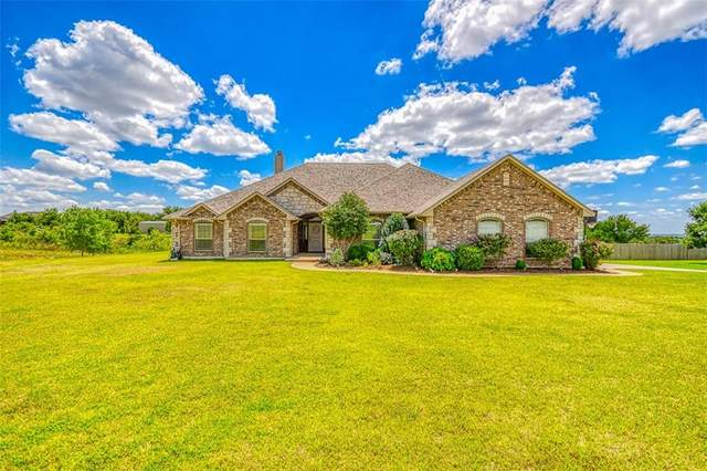21660 197th Street, Purcell, OK 73080 (MLS #922209) :: Homestead & Co
