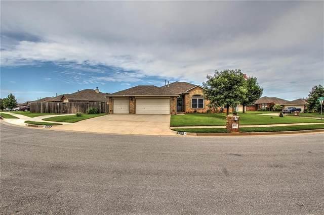 8100 Greer Way, Oklahoma City, OK 73132 (MLS #922216) :: Homestead & Co