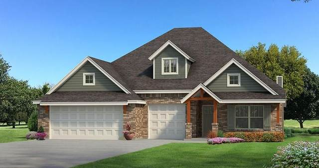 10100 NW 141st Circle, Yukon, OK 73099 (MLS #922237) :: Keri Gray Homes