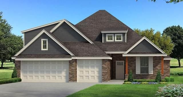 13900 Limestone Lane, Yukon, OK 73099 (MLS #922242) :: Keri Gray Homes