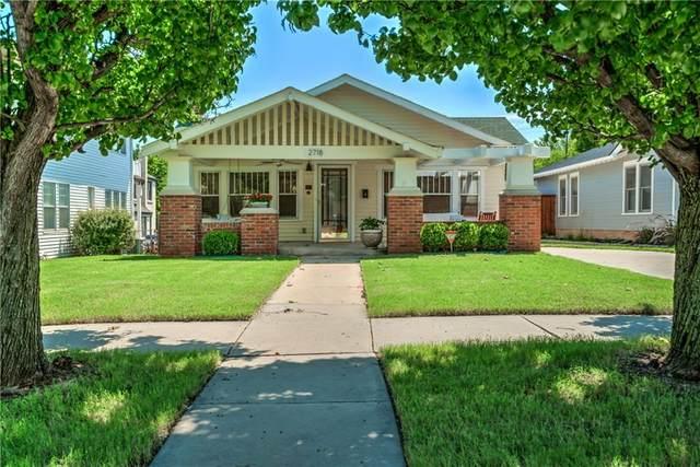 2718 N Hudson Avenue, Oklahoma City, OK 73103 (MLS #922243) :: Keri Gray Homes