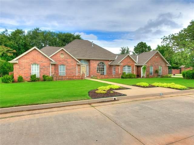 2 Castle Creek Place, Shawnee, OK 74804 (MLS #922256) :: Homestead & Co