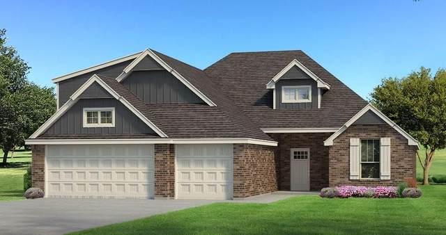 10104 NW 141st Circle, Yukon, OK 73099 (MLS #922275) :: Keri Gray Homes