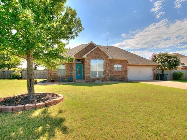 1528 Silver Oak Drive, Blanchard, OK 73010 (MLS #922281) :: Homestead & Co