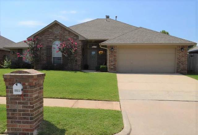 1208 Broone Drive, Norman, OK 73071 (MLS #922282) :: Your H.O.M.E. Team