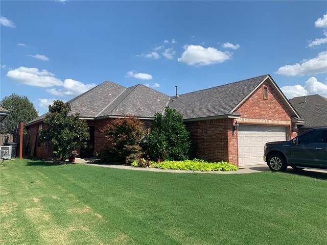 3716 New London Avenue, Moore, OK 73160 (MLS #922285) :: Your H.O.M.E. Team