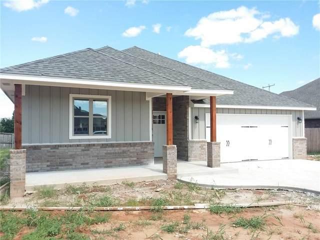 1216 N Taylor Way, Mustang, OK 73064 (MLS #922320) :: Keri Gray Homes