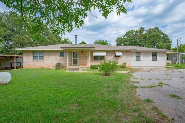 8401 E Rock Creek Road, Norman, OK 73026 (MLS #922365) :: Homestead & Co