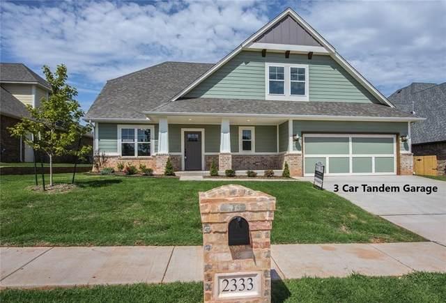 2333 Bretton Lane, Edmond, OK 73012 (MLS #922376) :: Keri Gray Homes