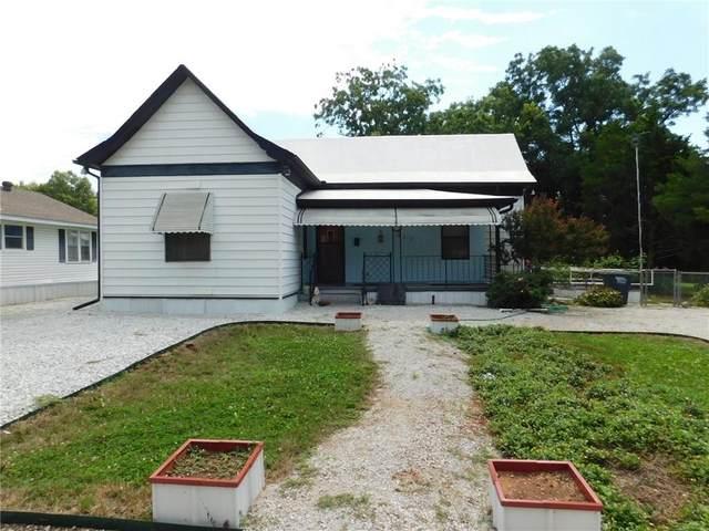 417 N Roosevelt Avenue, Shawnee, OK 74801 (MLS #922384) :: Erhardt Group at Keller Williams Mulinix OKC