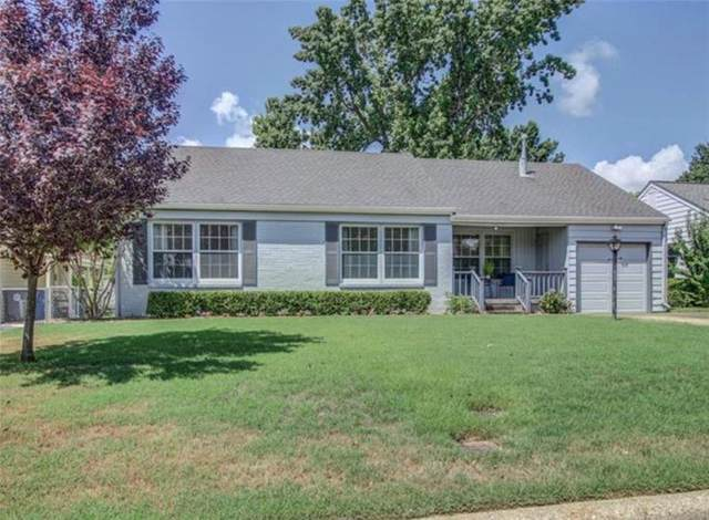 2260 S Florence Avenue, Tulsa, OK 74114 (MLS #922390) :: Homestead & Co