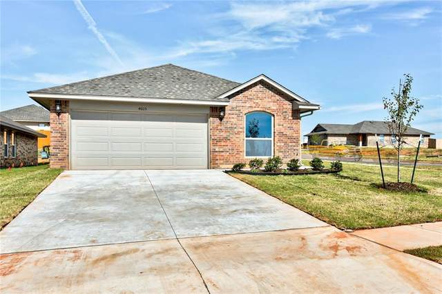4605 Crystal Clear Lane, Oklahoma City, OK 73179 (MLS #922398) :: Erhardt Group at Keller Williams Mulinix OKC