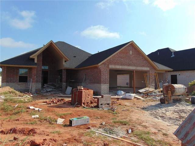 1829 W Blake Ct Way, Mustang, OK 73064 (MLS #922426) :: Homestead & Co