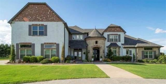 17001 S Lewis Avenue, Bixby, OK 74008 (MLS #922462) :: Homestead & Co