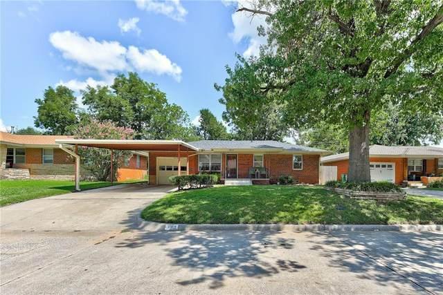 3813 NW 56th Street, Oklahoma City, OK 73112 (MLS #922488) :: Keri Gray Homes