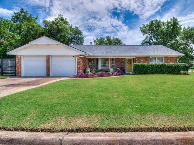 6000 N Tulsa Avenue, Oklahoma City, OK 73112 (MLS #922495) :: Keri Gray Homes