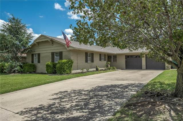 4008 NW 58th Street, Oklahoma City, OK 73112 (MLS #922526) :: Homestead & Co
