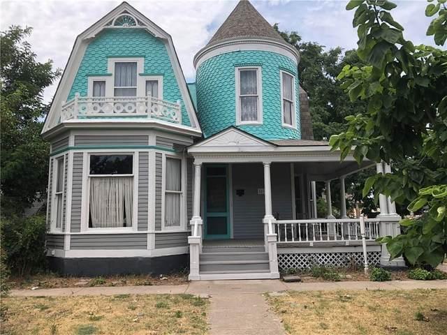 506 S Evans Avenue, El Reno, OK 73036 (MLS #922549) :: Keri Gray Homes