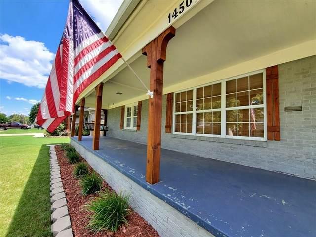 1450 NW 42nd Street, Oklahoma City, OK 73118 (MLS #922551) :: Erhardt Group at Keller Williams Mulinix OKC