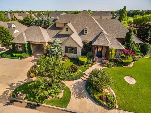 1316 NW 157th Street, Edmond, OK 73013 (MLS #922564) :: Homestead & Co