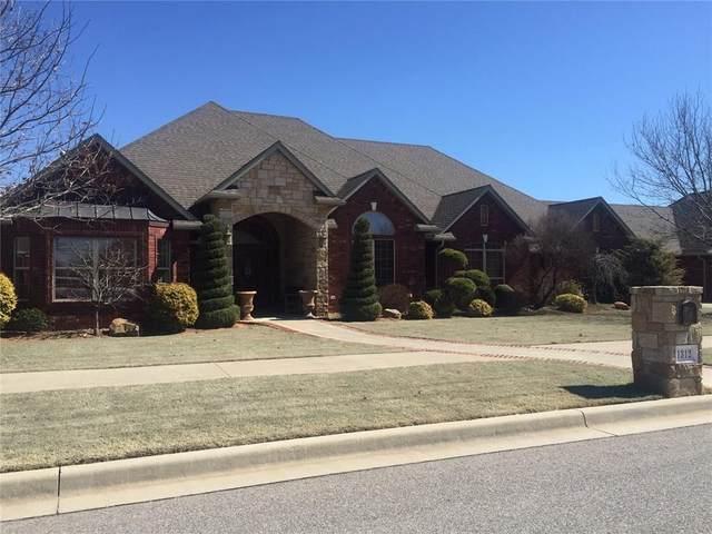 1312 N Birch Street, Weatherford, OK 73096 (MLS #922569) :: Homestead & Co