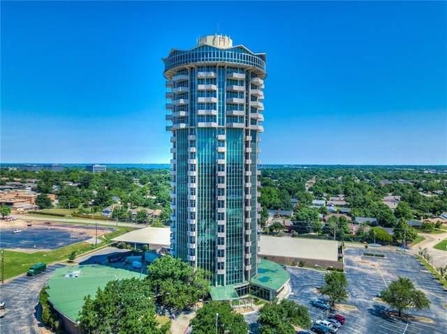 5900 Mosteller Drive #81, Oklahoma City, OK 73112 (MLS #922570) :: Erhardt Group at Keller Williams Mulinix OKC