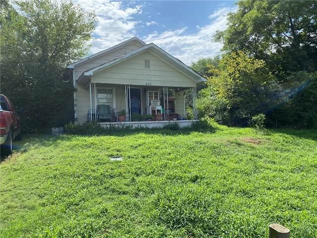 404 Fir Street, Wellston, OK 74881 (MLS #922598) :: Keri Gray Homes