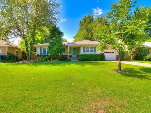 1222 Windsor Way, Norman, OK 73069 (MLS #922619) :: Homestead & Co