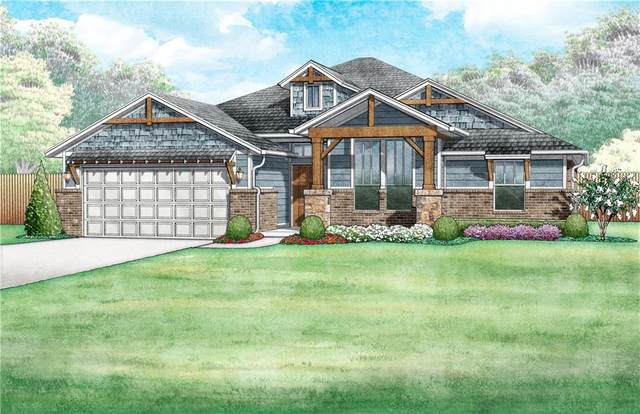 13211 Sawtooth Oak Road, Choctaw, OK 73020 (MLS #922654) :: KG Realty