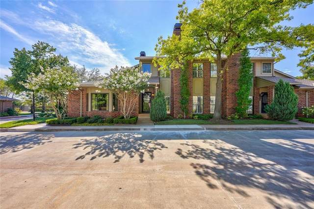 6204 Waterford Boulevard #12, Oklahoma City, OK 73118 (MLS #922667) :: Homestead & Co