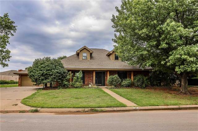 1805 N Lark Street, Weatherford, OK 73096 (MLS #922674) :: ClearPoint Realty