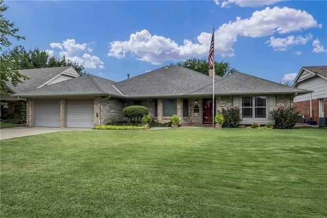5725 NW 82nd Street, Oklahoma City, OK 73132 (MLS #922690) :: Homestead & Co