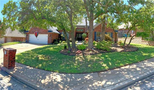 1009 Fox Hill Drive, Edmond, OK 73034 (MLS #922703) :: ClearPoint Realty