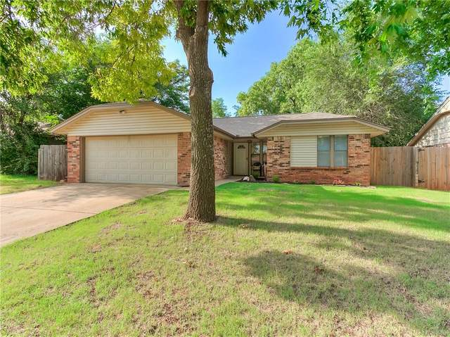1105 W Griggs Way, Mustang, OK 73064 (MLS #922721) :: Your H.O.M.E. Team