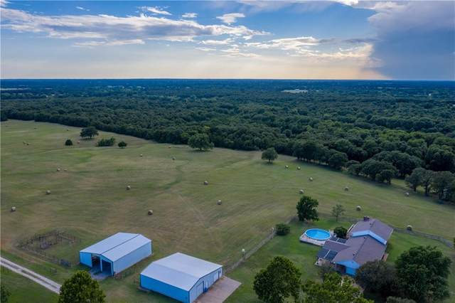 11250 Maguire Road, Noble, OK 73068 (MLS #922753) :: Homestead & Co
