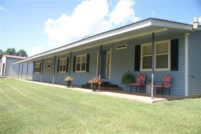 10215 Dare Lane, Norman, OK 73026 (MLS #922763) :: Homestead & Co