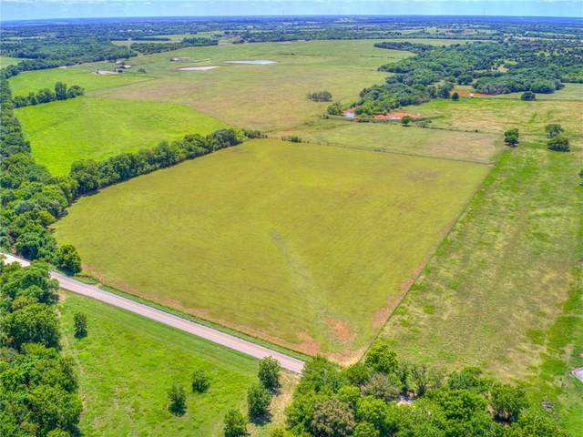 0000 Ranch (Tract 2) Road, Purcell, OK 73080 (MLS #922775) :: Homestead & Co