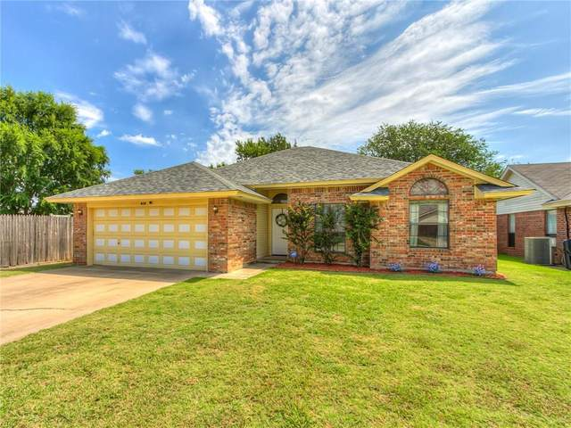 413 Crest Place, Norman, OK 73071 (MLS #922792) :: Your H.O.M.E. Team