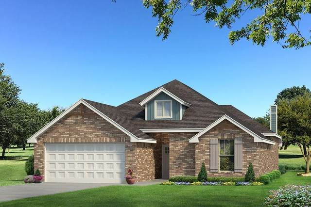 5241 Lannister Lane, Edmond, OK 73007 (MLS #922798) :: Homestead & Co