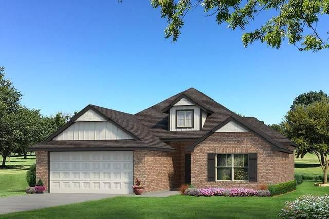 5301 Lannister Lane, Edmond, OK 73007 (MLS #922801) :: Homestead & Co
