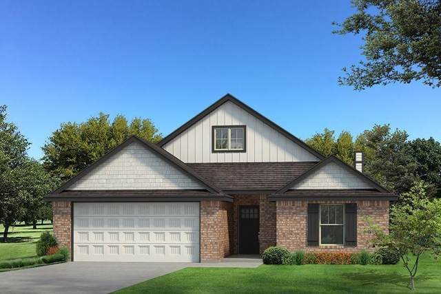 5317 Lannister Lane, Edmond, OK 73007 (MLS #922817) :: Homestead & Co