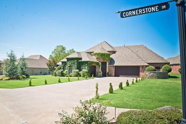 2299 Cornerstone Drive, Newcastle, OK 73065 (MLS #922827) :: Homestead & Co
