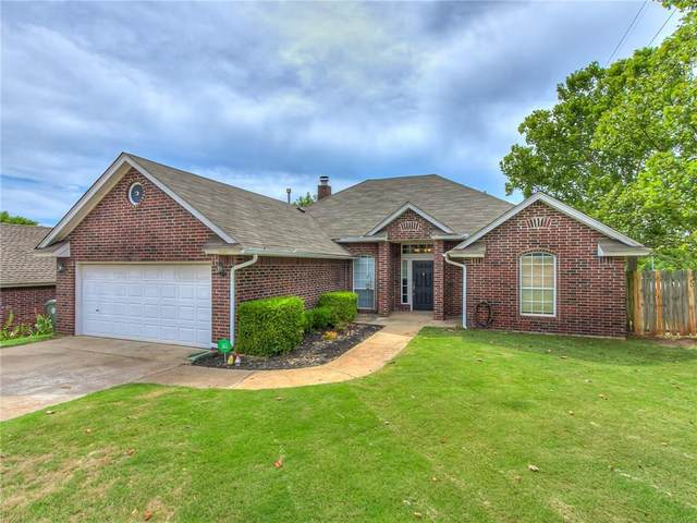 1601 Dorchester Road, Midwest City, OK 73130 (MLS #922848) :: Your H.O.M.E. Team