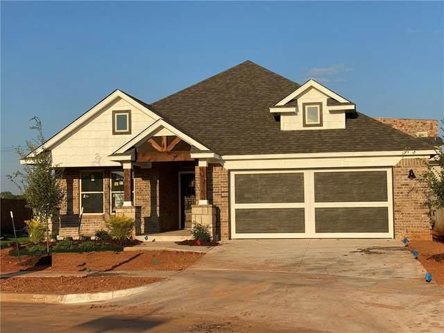 3529 Crampton Gap Way, Norman, OK 73069 (MLS #922855) :: Keri Gray Homes