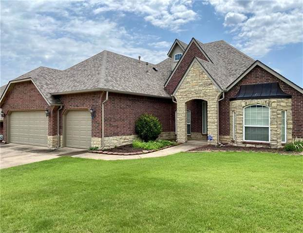 3312 Valley Meadow, Norman, OK 73071 (MLS #922857) :: Your H.O.M.E. Team