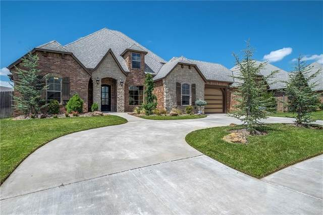 12513 Sardonyx Drive, Oklahoma City, OK 73170 (MLS #922865) :: ClearPoint Realty
