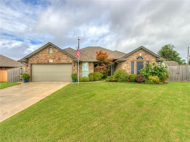 903 Ruby Lane, Midwest City, OK 73130 (MLS #922875) :: Your H.O.M.E. Team
