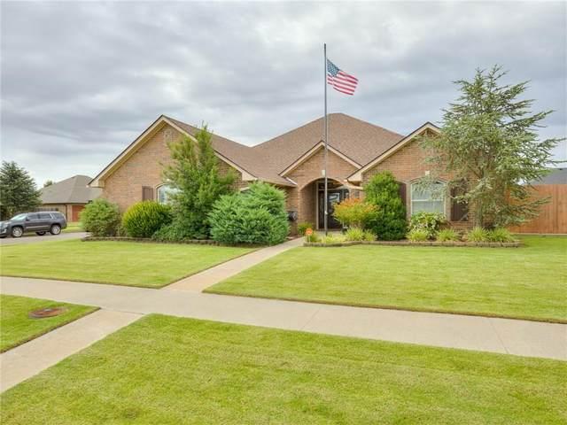 2220 Pinnacle Drive, Weatherford, OK 73096 (MLS #922877) :: Homestead & Co