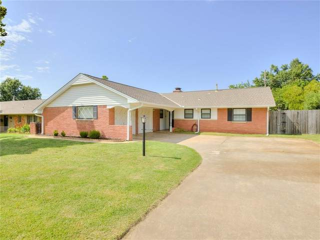 4221 NW 61st Street, Oklahoma City, OK 73112 (MLS #922888) :: Homestead & Co