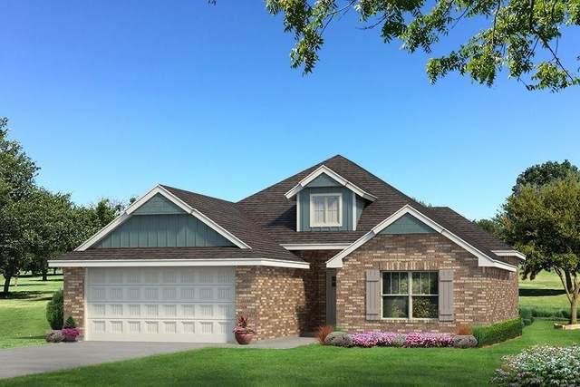 3313 NW 159th Terrace, Edmond, OK 73013 (MLS #922902) :: Keri Gray Homes